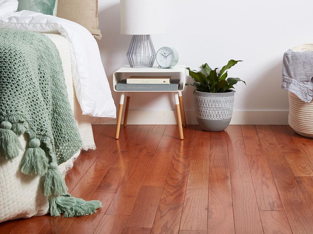 Hardwood Flooring Or Wood Looking Tile?