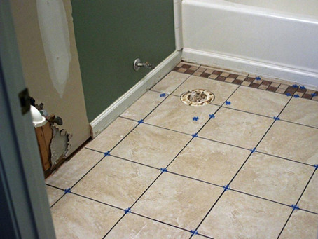 Bathroom Flooring Options DIY
