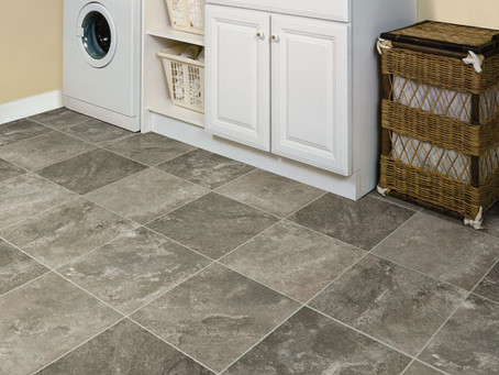 Laundry Room Floor Ideas (the stores won't tell you about)