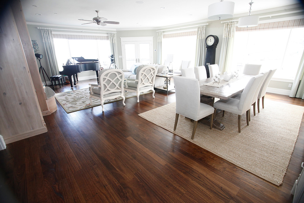 What Are The Easiest Flooring Types To Keep Clean When You Have Children At Home?