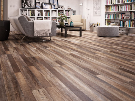What is Luxury Vinyl Flooring?