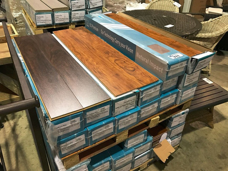 Why Did The Local Flooring Stores Stop Selling Laminate Flooring?