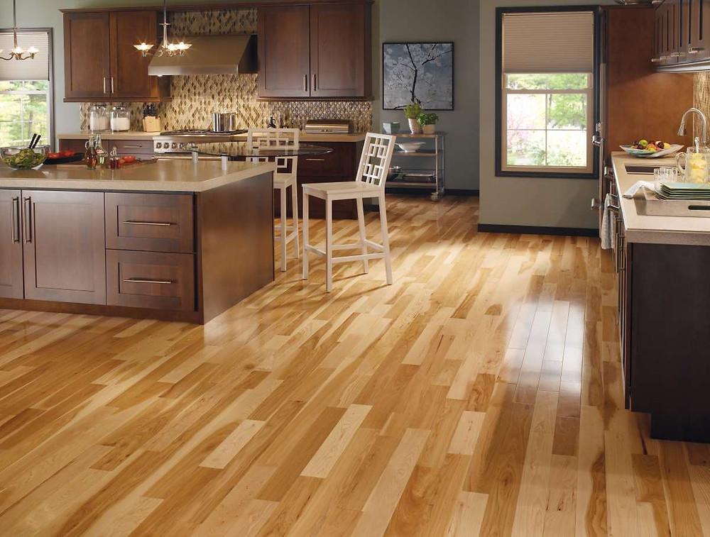 Hickory-Flooring