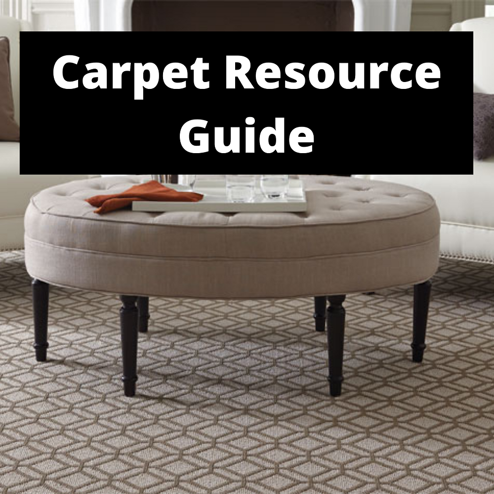 Carpet Resource Guide (Find Your Carpet)