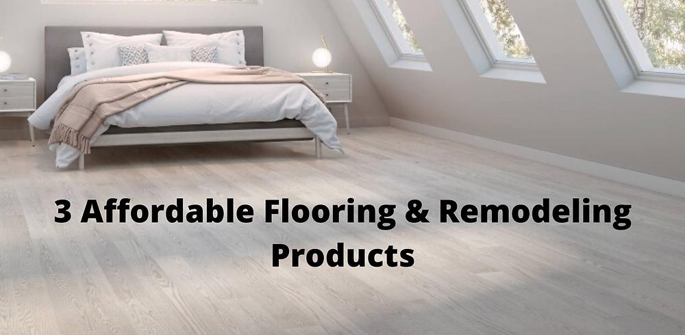 affordable flooring & remdeling