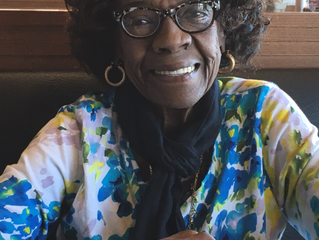 Funeral Announcement of Viola M. Jackson Woodfork (Age: 80)