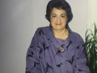 Funeral Announcement of Madeleine J. Wellons (Age 93)