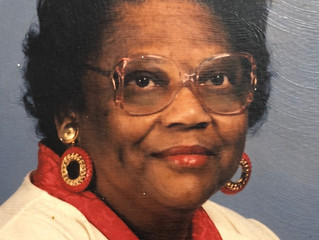 Funeral Announcement of Mable Jones (Age: 90)