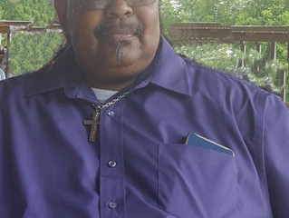Funeral Announcement of Thomas Stringfield, Jr.