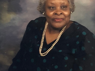 Funeral Announcement of Josephine Steptoe (Age: 88)