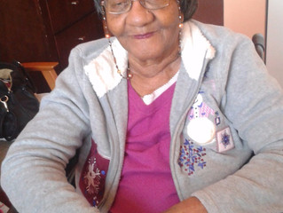 Funeral Announcement of Inetta Reynolds (Age 95)