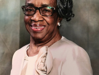 Funeral Announcement of Robertha E. Mitchell (Age: 83)