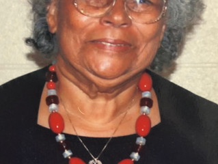 Funeral Announcement of Pearline Wright