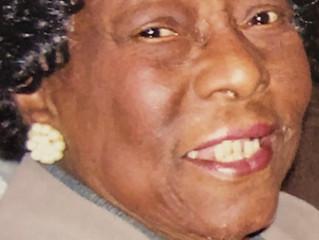 Funeral Announcement of Kathleen E. Stepney
