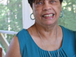 Funeral Announcement of Yvonne Caldwell    (Age 70)