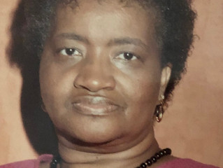 Funeral Announcement of Sylvia L. Johnson