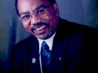 Funeral Announcement of Rev. Dr. Lewis M. Anthony (Age 65)