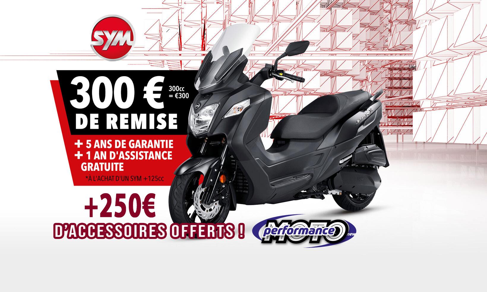 Sym 300