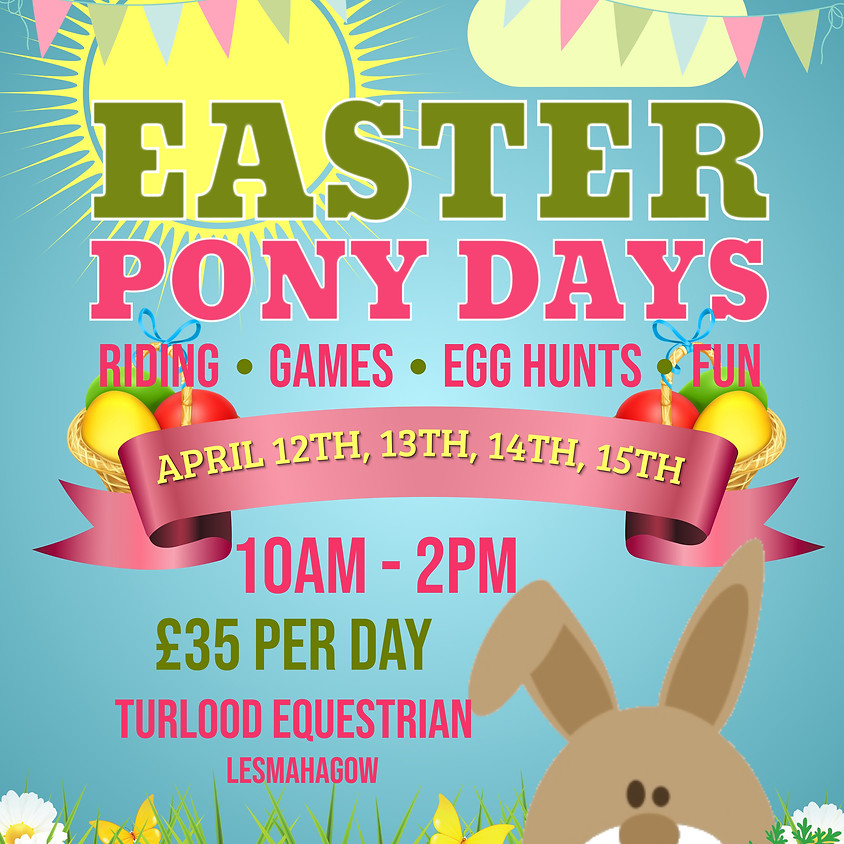 Pony Fun Day - 13th (Sold Out)