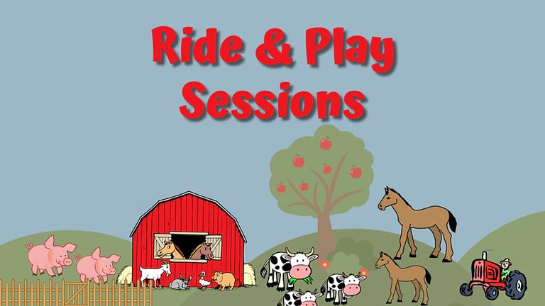 Ride & Play - Sat 19th Morning