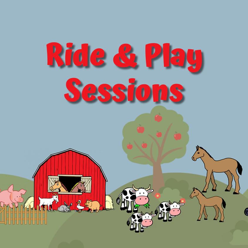 Ride & Play - Sat 1st Morning