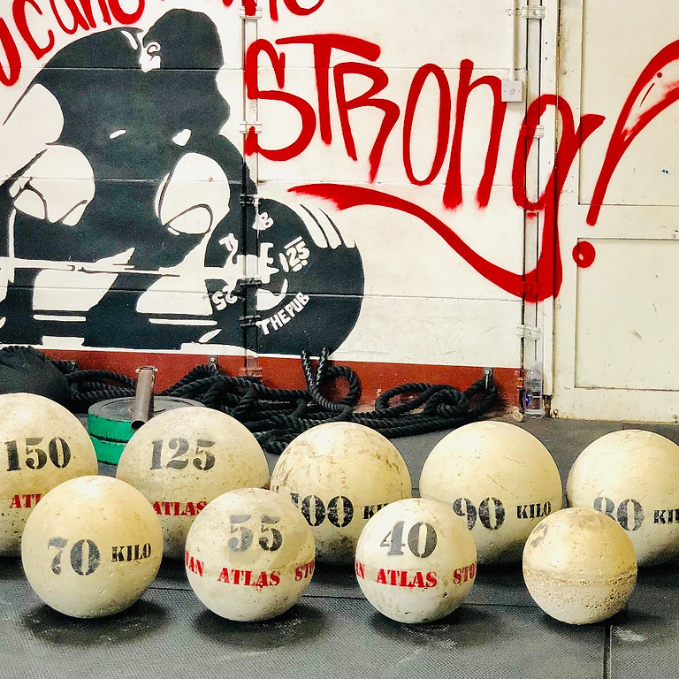 WALES STRONGEST Novice/Inters & Females