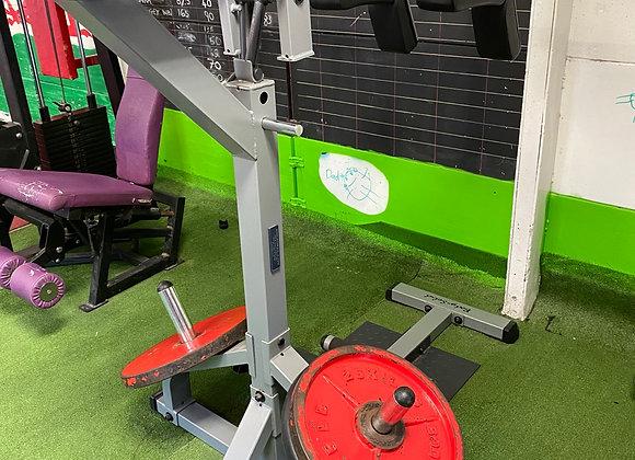 Pendulum squat