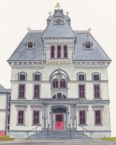 Topsfield Town Hall