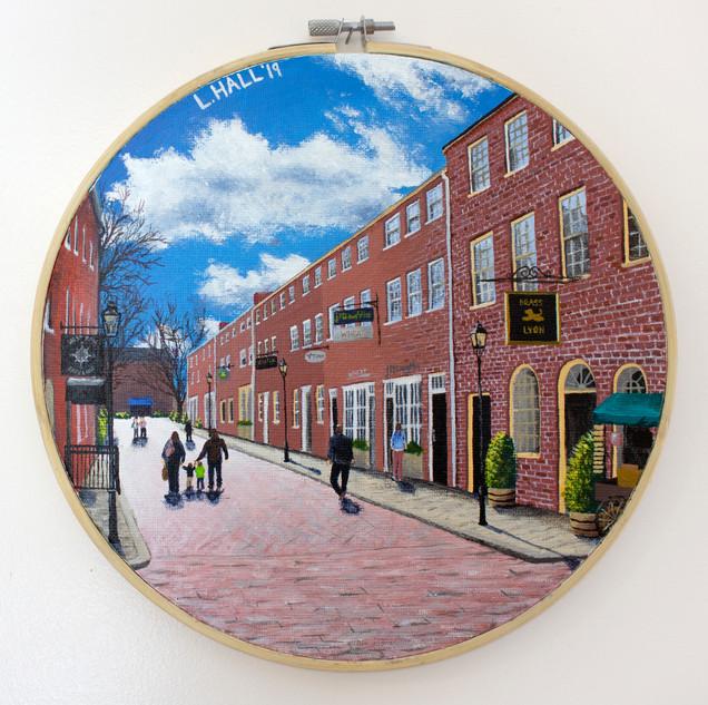 A Stroll Down Inn Street
