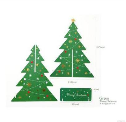 クリスマスカード SIZE