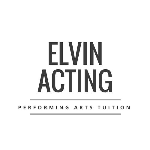 ELVIN ACTING LOGO