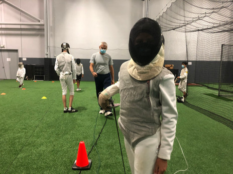 Fioretto Fencing Is Back!