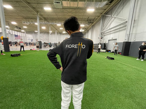 Fioretto Warmup Jackets Available