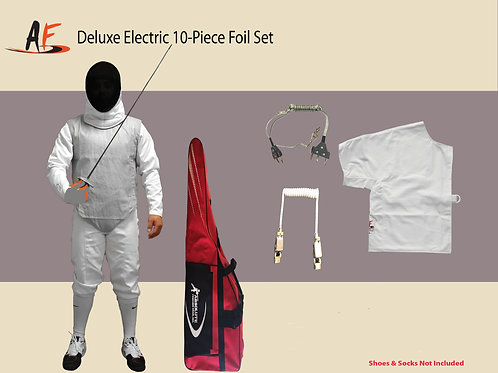 FA Deluxe Electric 10-Piece Foil