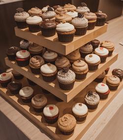 Cupcake Display Toronto
