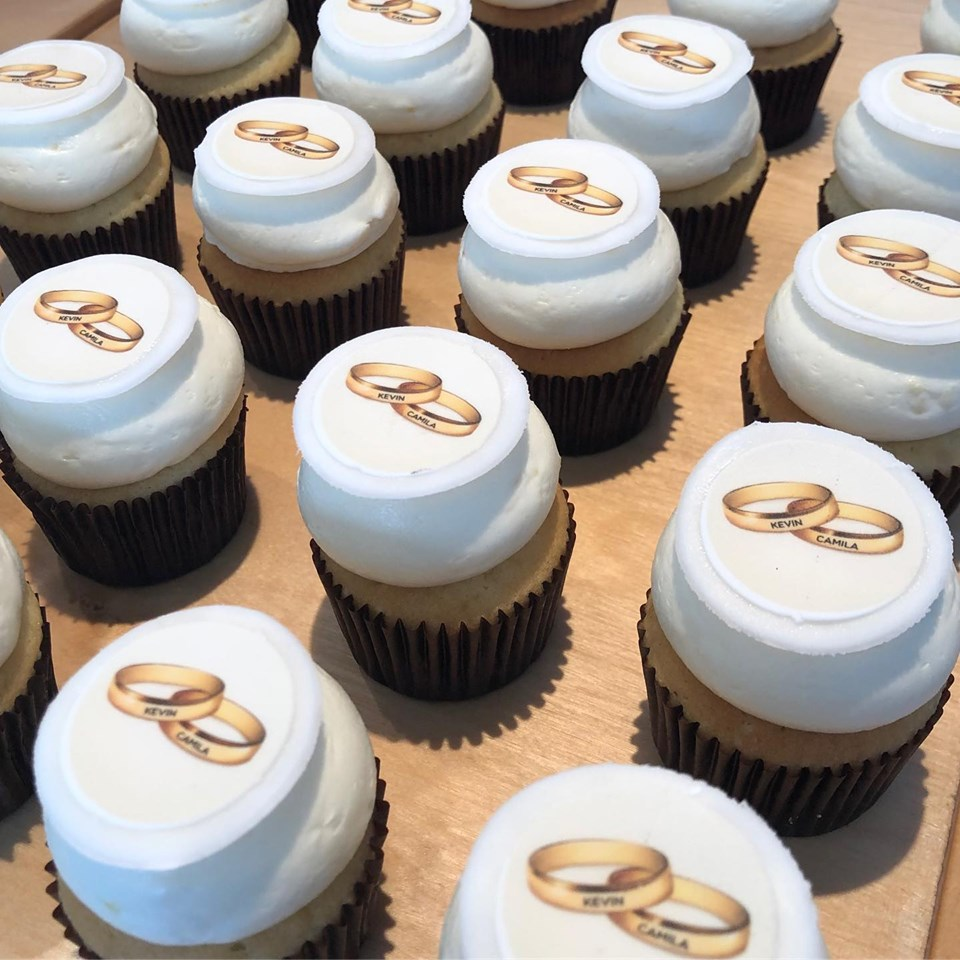 wedding cupcakes toronto delivery