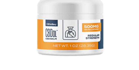 CBDistillery CBDol® Topical - CBD Salve - 500mg