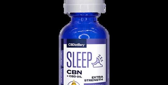 Extra Strength CBN + CBD Sleep Tincture 1:3 - 300mg CBN + 900mg CBD - 30ml
