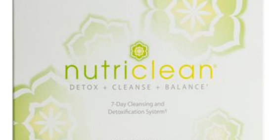 Weight Loss & Detox: 7-Day Cleansing System with Stevia