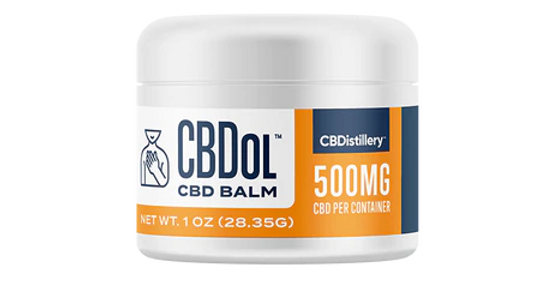 CBDol® Topical - Pain Relief Salve - 500mg