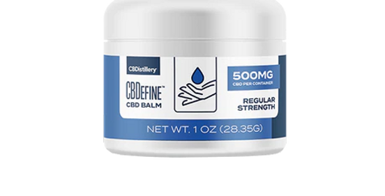 CBDefine Skin Care Cream - 500mg