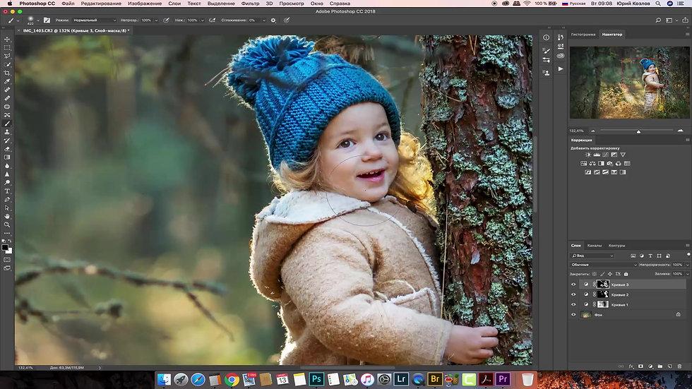 ТА САМАЯ ОБРАБОТКА! Adobe Photoshop