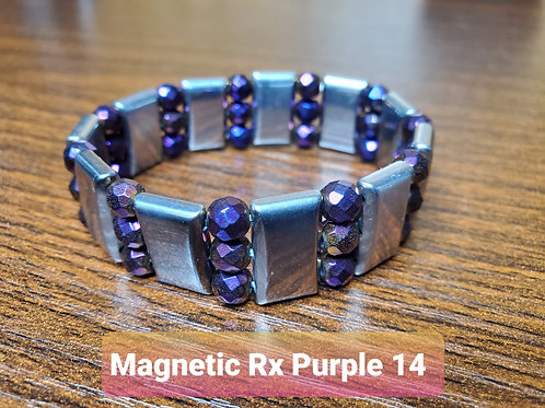 Artisan Therapeutic Magnetic Rx Purple 14