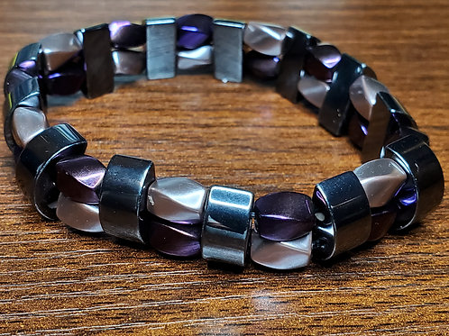 Magnetic Rx Purple Ivory