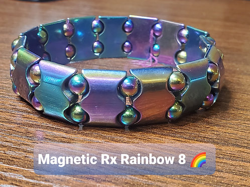 Artisan Therapeutic Magnetic Rx Rainbow 8