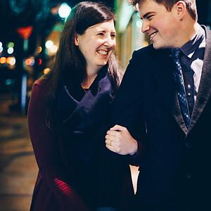 Charise & Dan Engagement