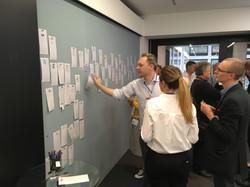 Digital solutions wall