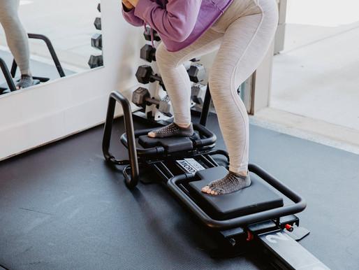 Lagree Fitness Intro Finalè - Lagree at Home
