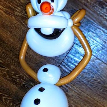 Frozen Olaf Party Balloon