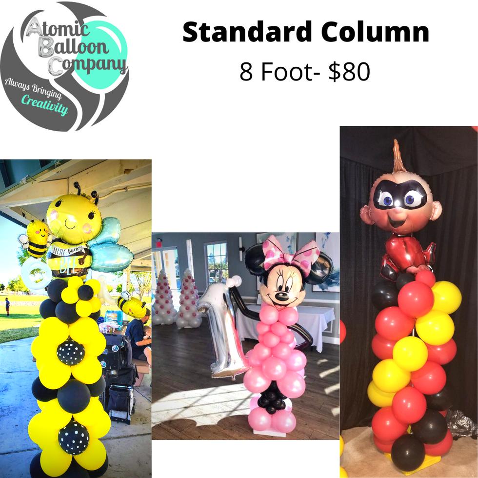 Standard Column Pricing